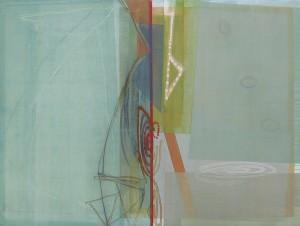 Remnant Folio (Event Horizon) mixed media on canvas 45 x 60 $7500 2013