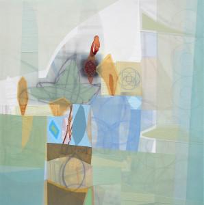 Prufrock II canvas 48 x 48 $6000 2018