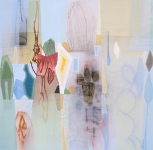 Prufrock IV 48 x 48 canvas $6000 2018